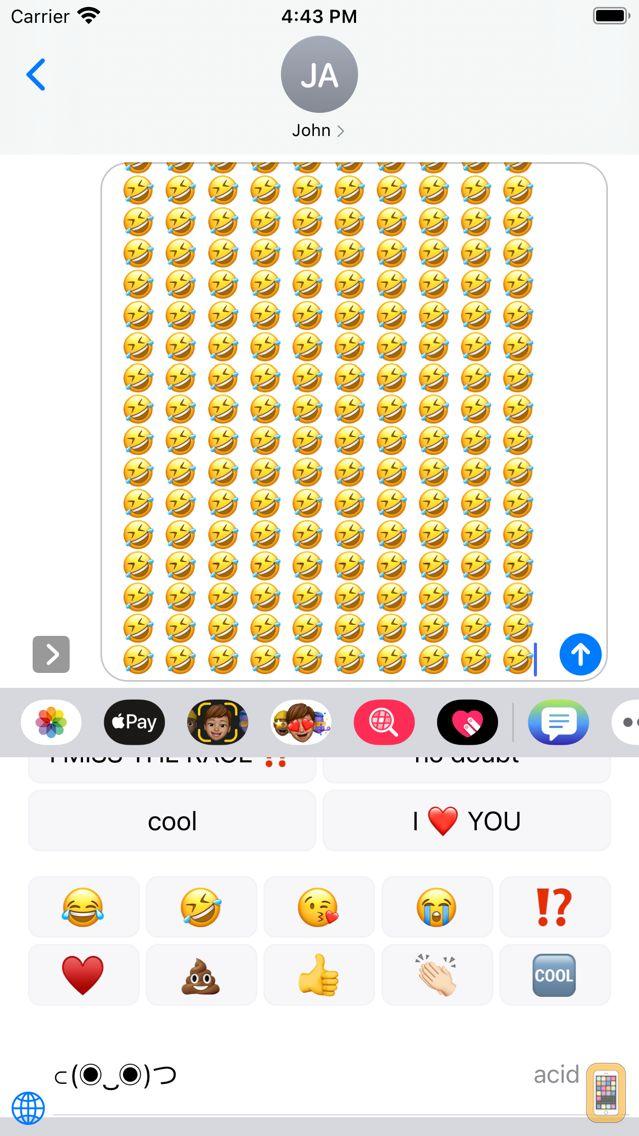 Screenshot - Dupe Message