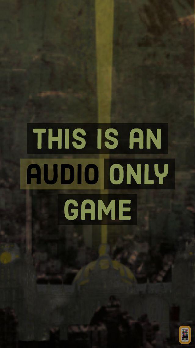 Screenshot - Pitch Black: Audio Pong