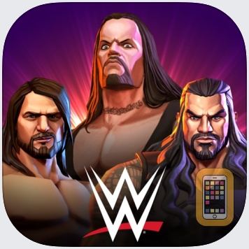 WWE Undefeated by nWay Inc. (Universal)