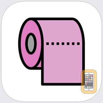 Toilet Paper Calculator PRO by P. UNG (iPhone)