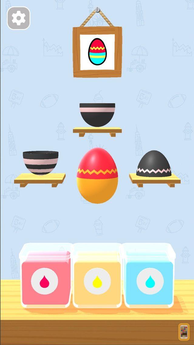 Screenshot - Easter Eggs 3D