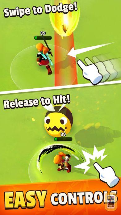 Screenshot - Dashero: Sword & Magic