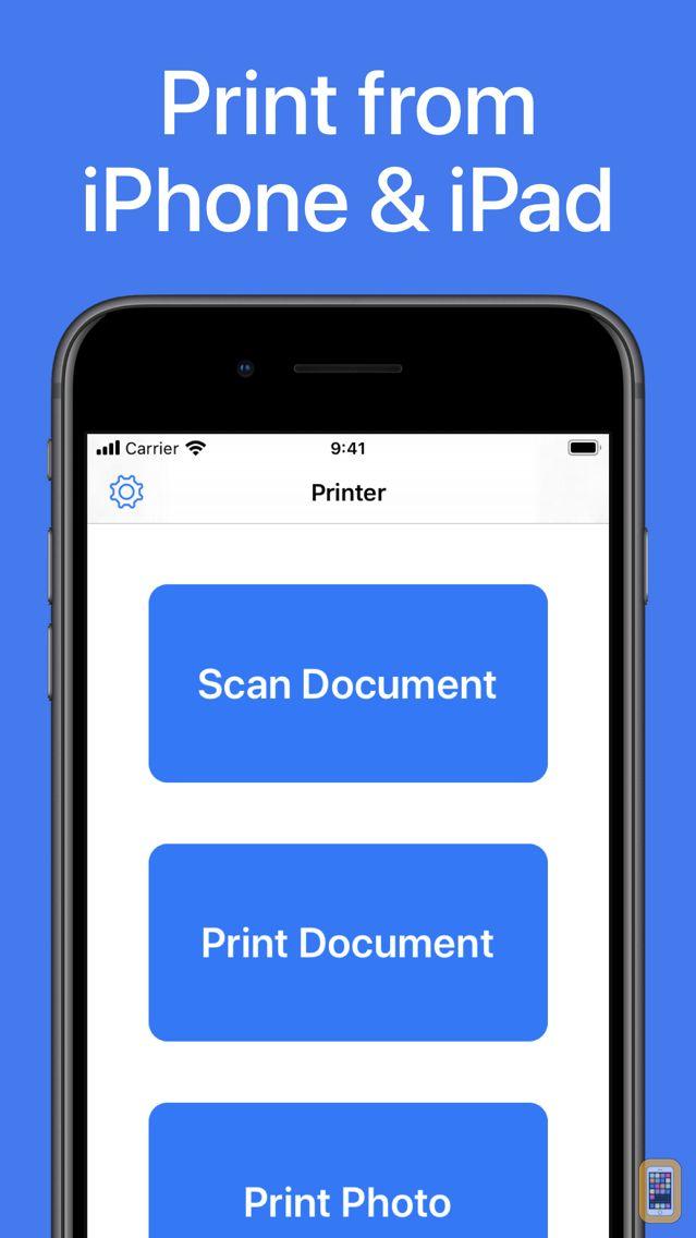 Screenshot - Printer App: Print & Scan PDF