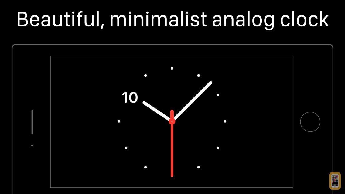 Screenshot - Analog Clock Face