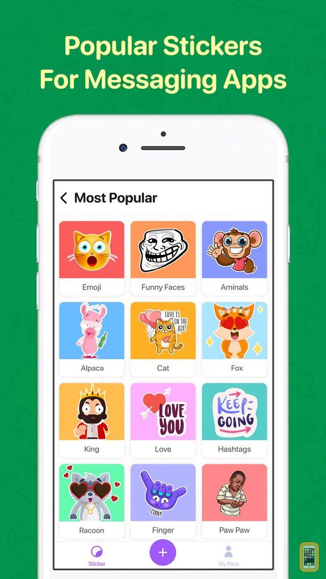 Screenshot - Sticker Maker – Sticker.me