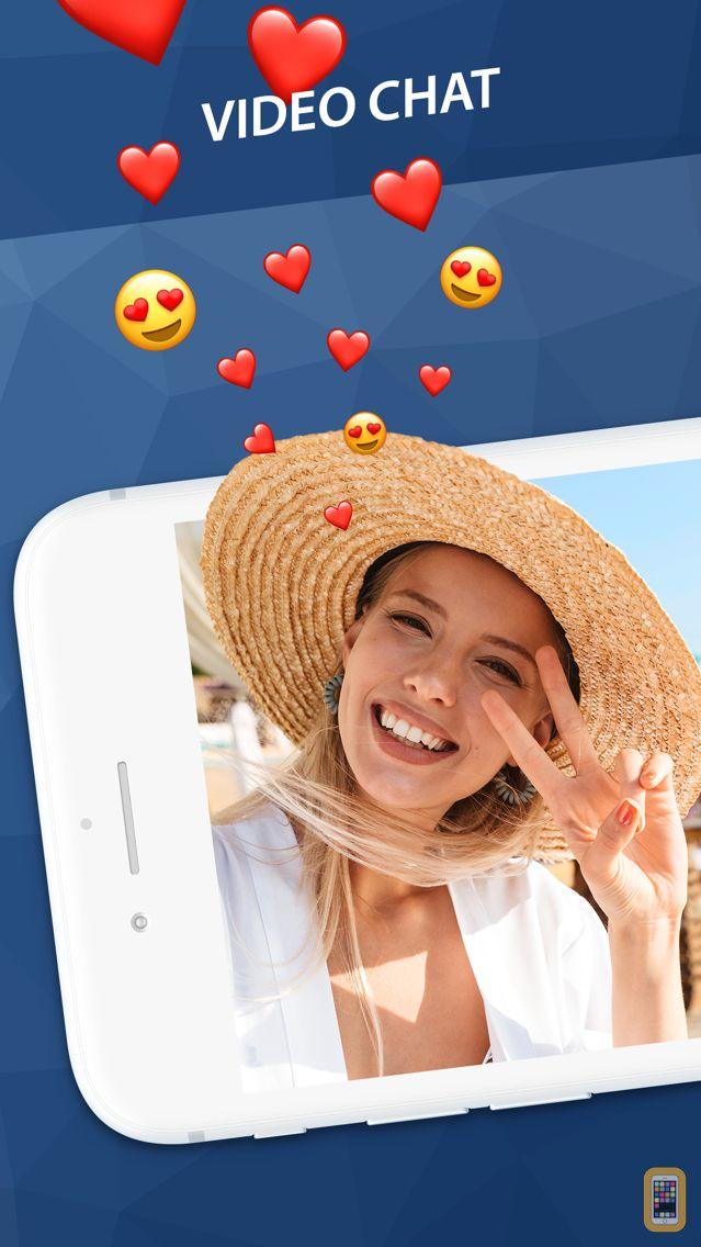 Screenshot - Minichat - video chat, texting