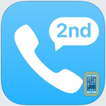 2nd: Second Phone Number by Technology Product and Service LLC (iPhone)