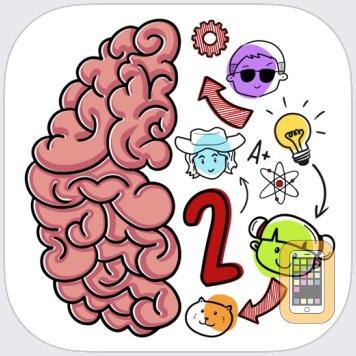 Brain Test 2: Tricky Stories by Unico Studio LLC (Universal)