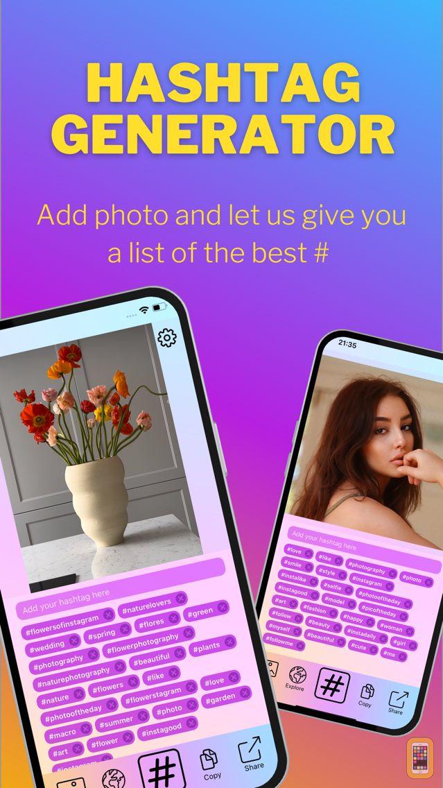 Screenshot - Hashtagram