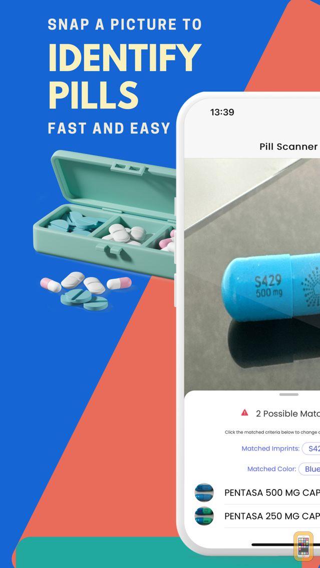 Screenshot - Smart Pill ID - Identify Drugs