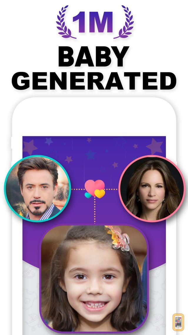 Screenshot - Future Baby - A Baby Maker App