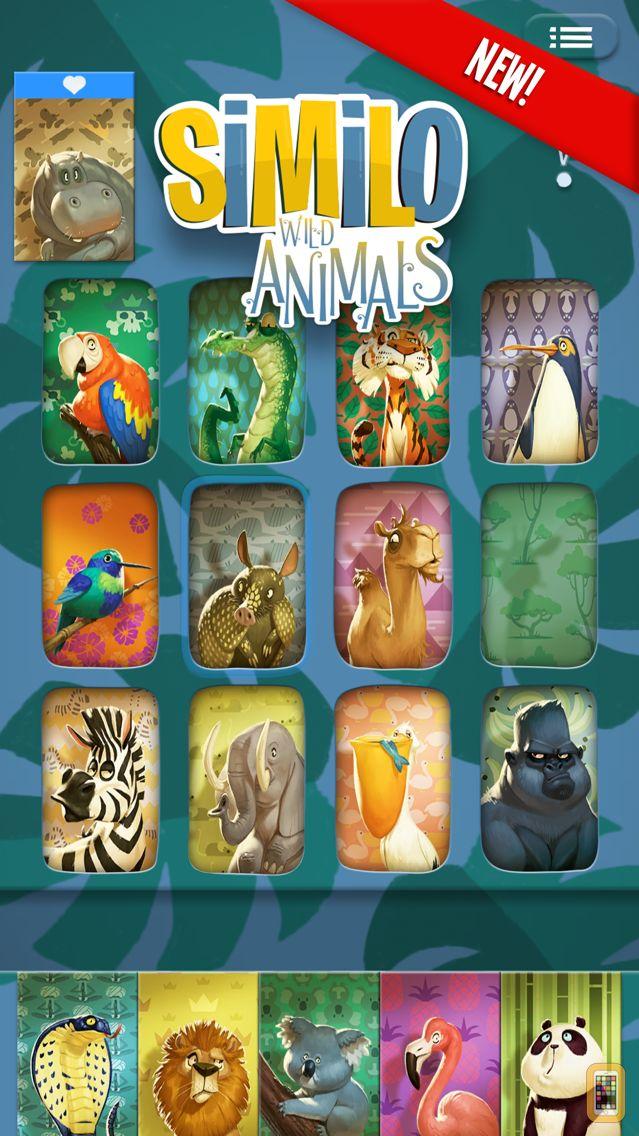 Screenshot - Similo: The Card Game