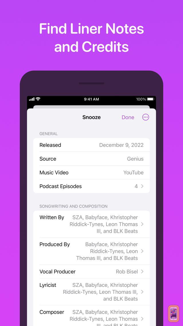Screenshot - MusicSmart