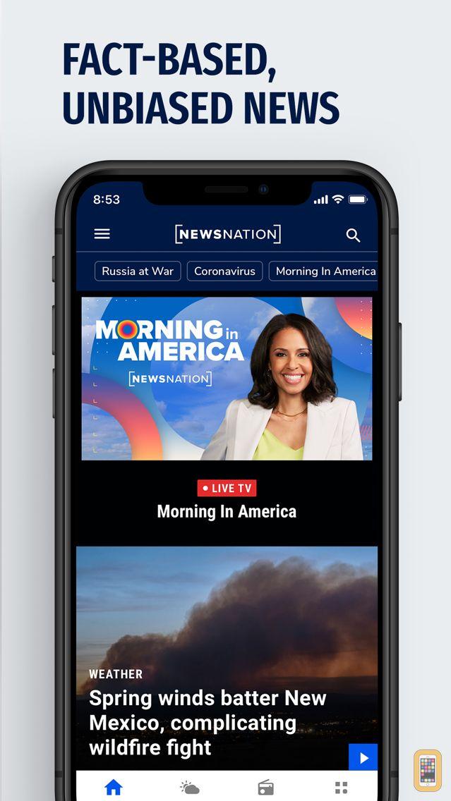 Screenshot - NewsNation Now