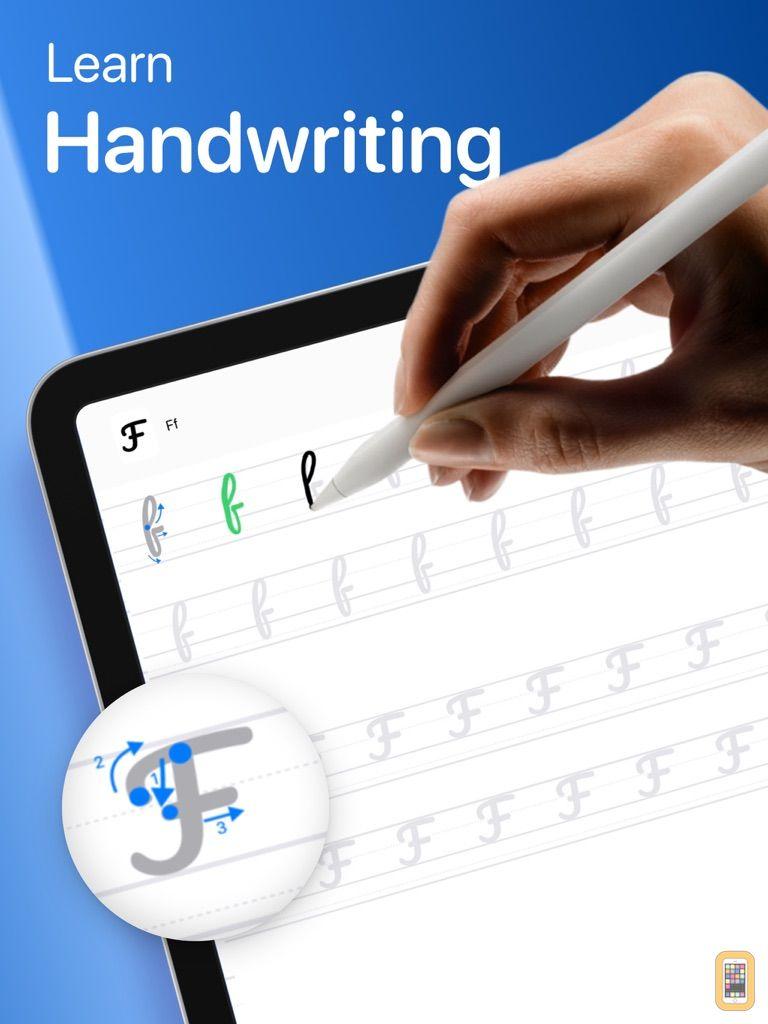 Screenshot - Writey - Practice Handwriting