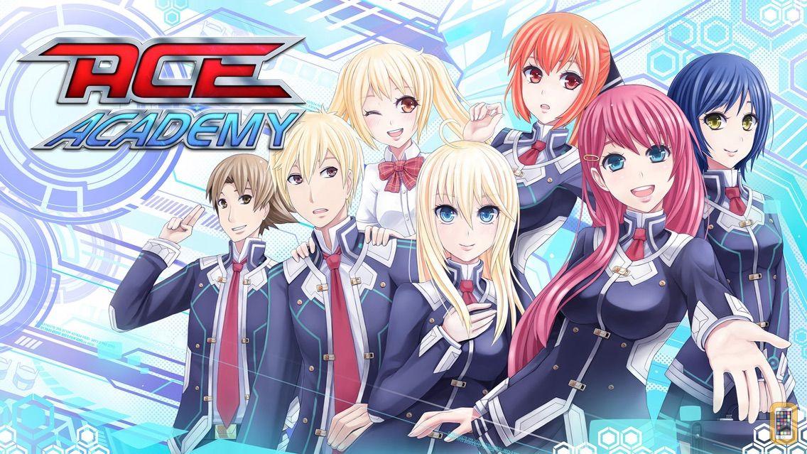 Screenshot - ACE Academy Visual Novel