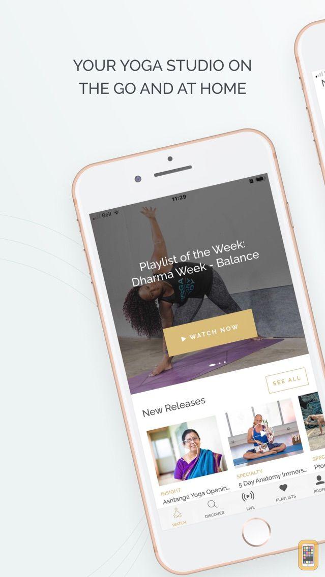 Screenshot - Omstars Yoga & Meditation