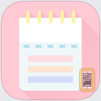 Pencil Journal - Digital Diary by Lu Zhang (iPad)