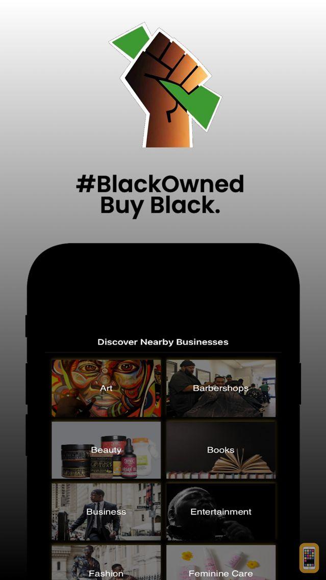 Screenshot - #BlackOwned