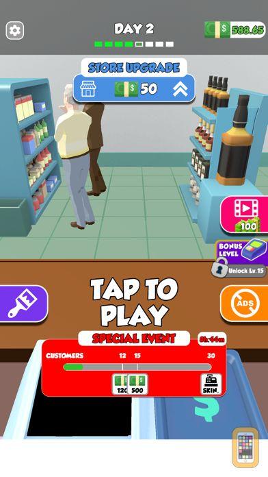 Screenshot - Cashier 3D