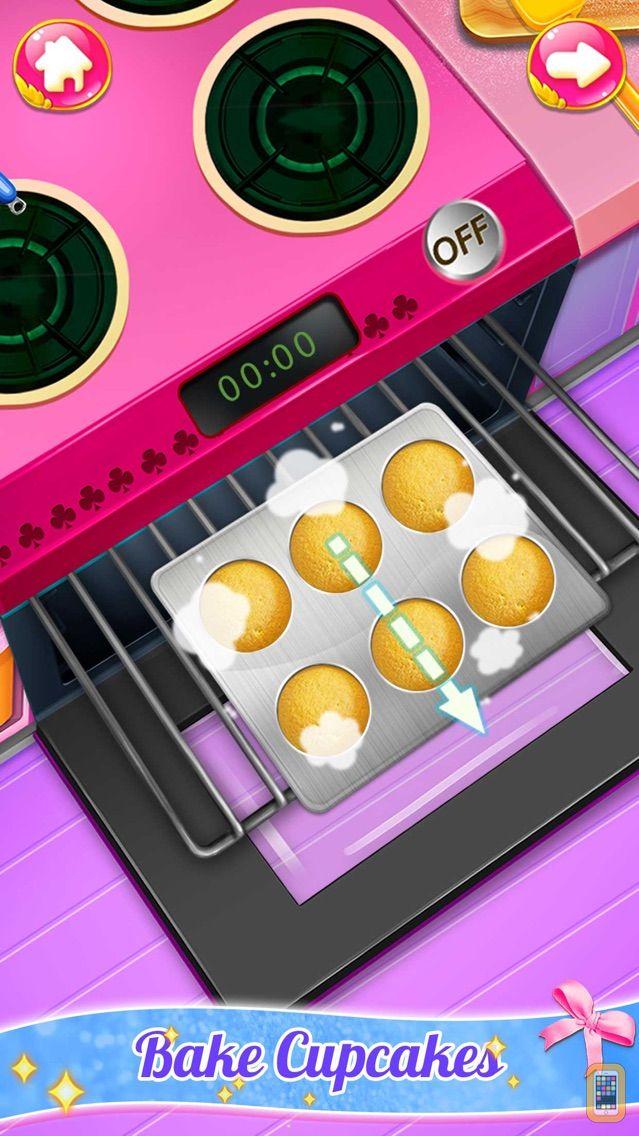 Screenshot - Wedding Cake - Baking Games