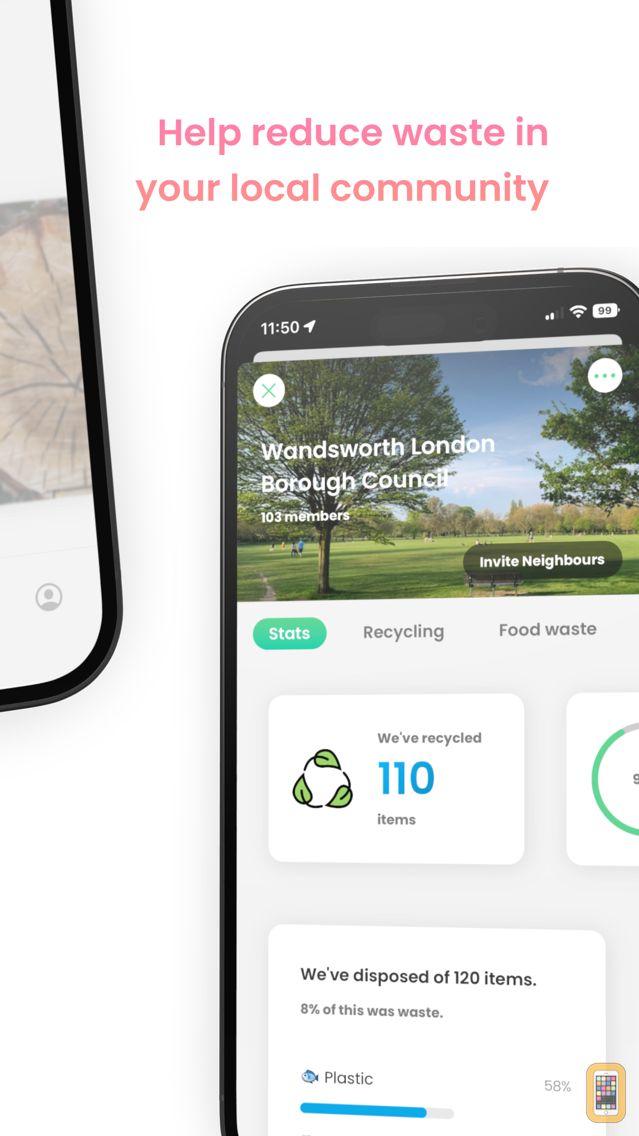 Screenshot - Horizon - Reduce plastic waste