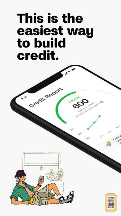 Screenshot - Kikoff –Build Credit Quickly