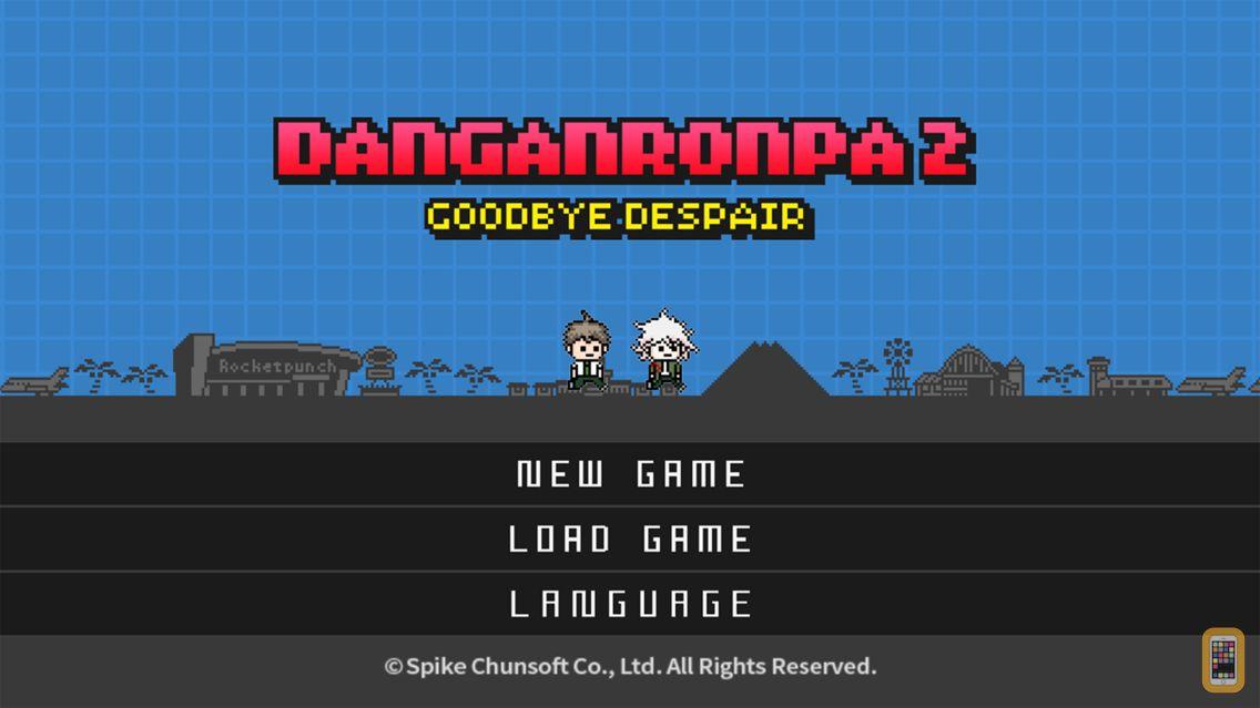 Screenshot - Danganronpa 2: Goodbye Despair