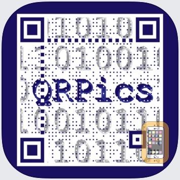 QRPics by Edward Juden (iPhone)