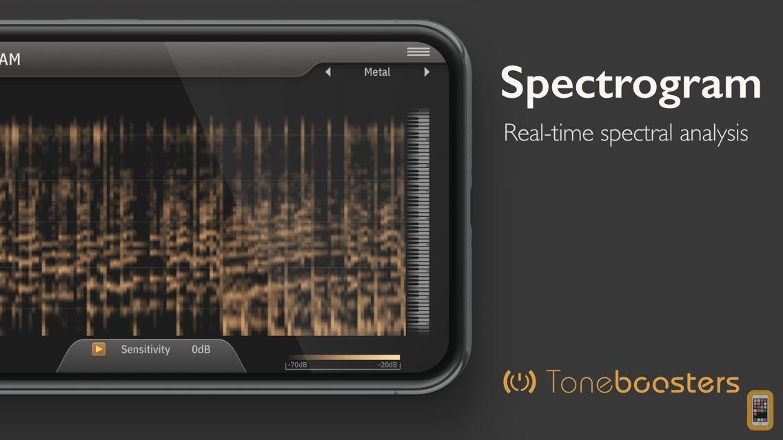 Screenshot - TB Spectrogram