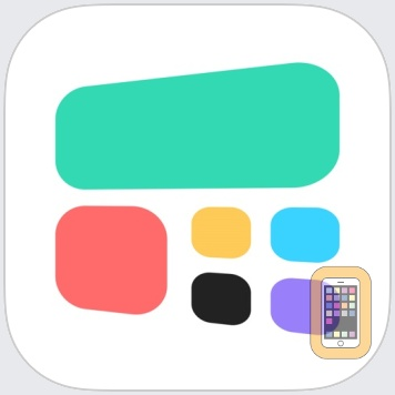 Color Widgets by MM Apps, Inc. (iPhone)