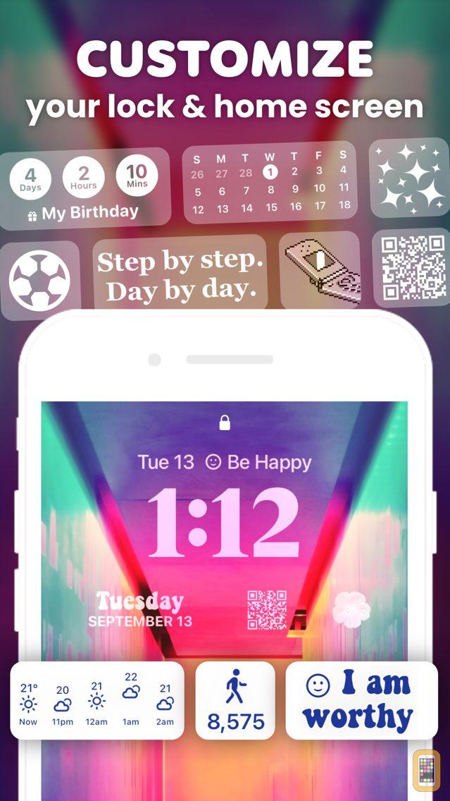 Screenshot - Color Widgets
