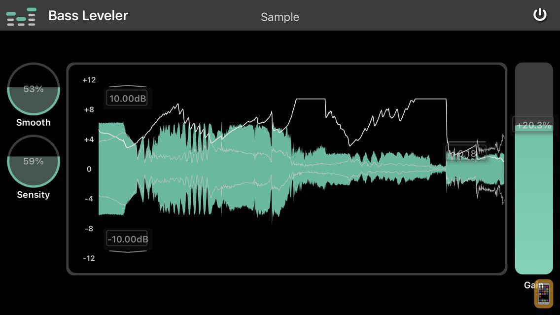 Screenshot - Bass Leveler - Feel and Flow