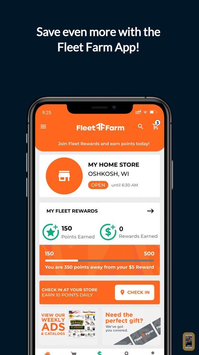 Screenshot - Fleet Farm