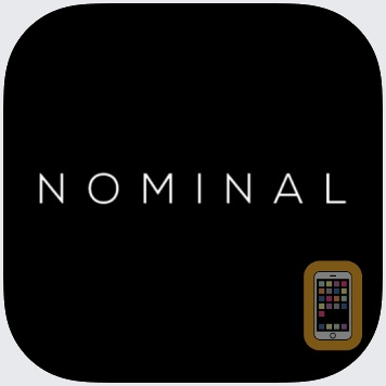 Nominalx by NOMINAL LLC (iPhone)