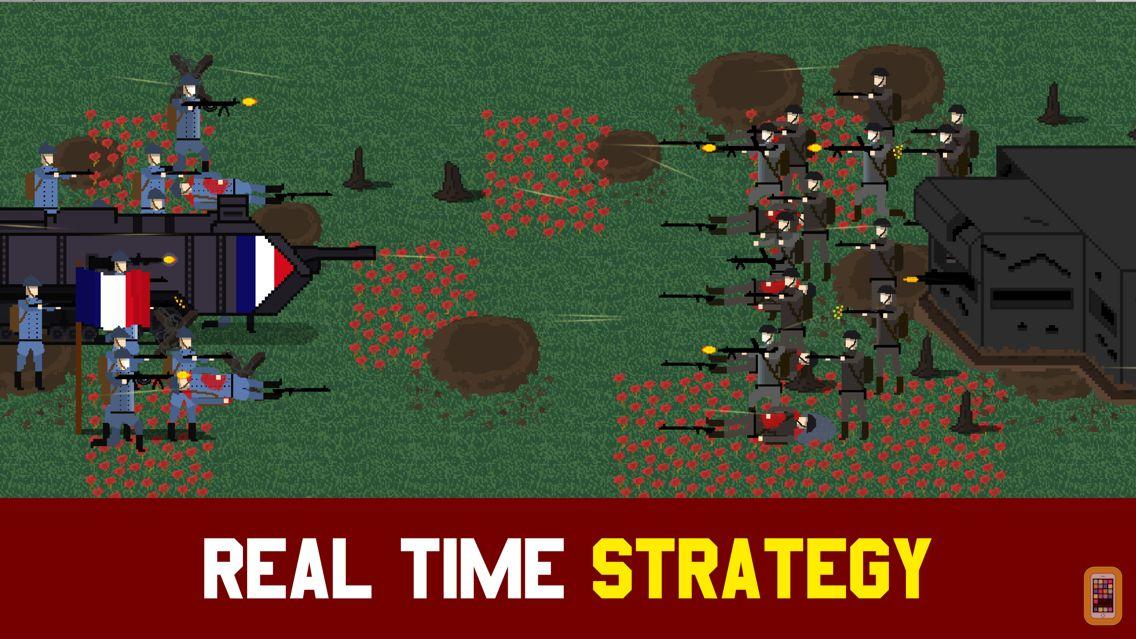 Screenshot - Trench Warfare 1917: WW1 Game