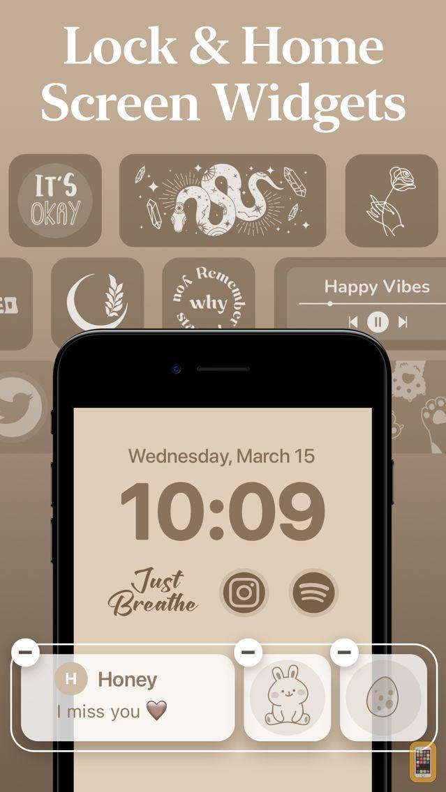 Screenshot - Icon Themer - Pro Widget