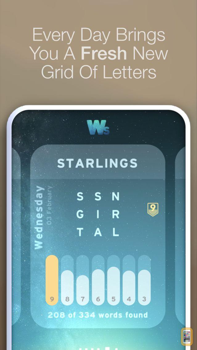 Screenshot - Wordsmyth - A Daily Word Game