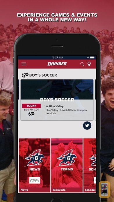 Screenshot - Thunder Experience