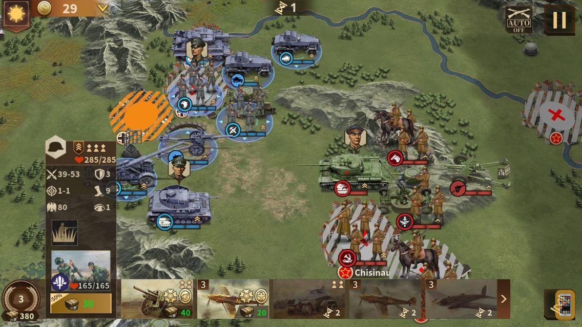 Screenshot - Glory of Generals 3