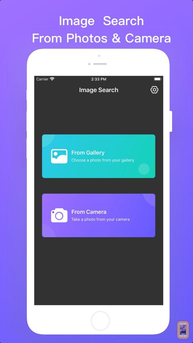 Screenshot - Power Reverse Image Search
