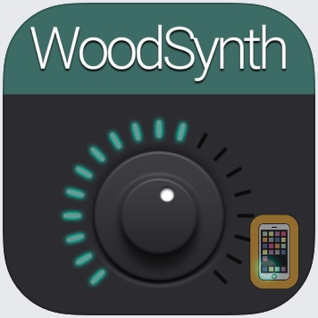 WoodSynth by Woodman's Immaculate Maple Syrup Studio (Universal)