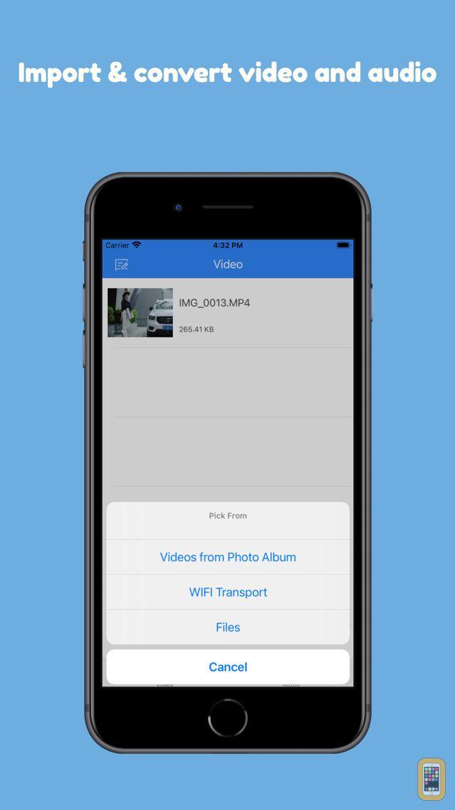 Screenshot - MP3Converter - Video to MP3