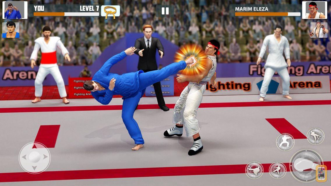 Screenshot - Kung Fu Fight: Karate Fighter