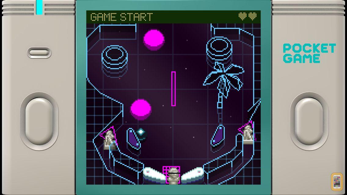 Screenshot - Infinity Pinball