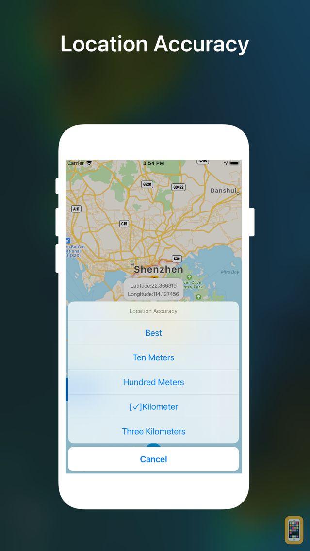 Screenshot - GPSPlus - Location Editor Pro