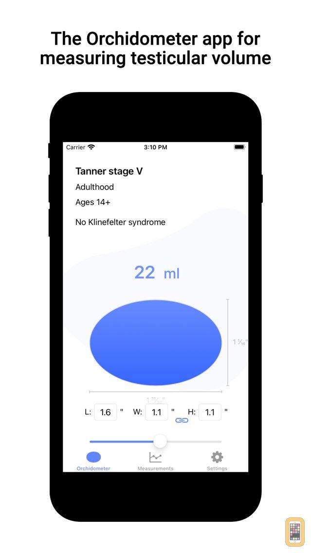 Screenshot - Orchidometer