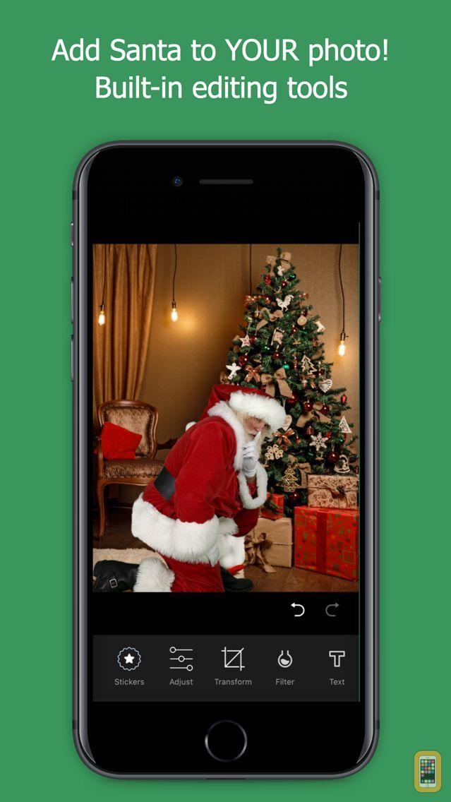Screenshot - Catch Santa in Your House