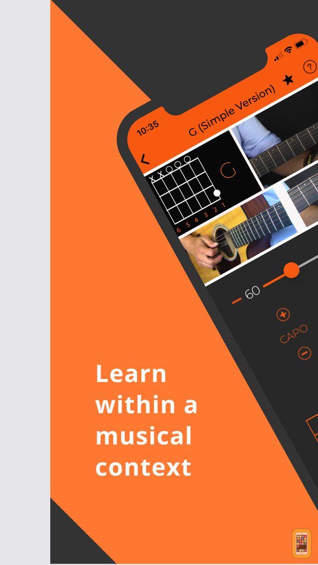 Screenshot - Learn Guitar App