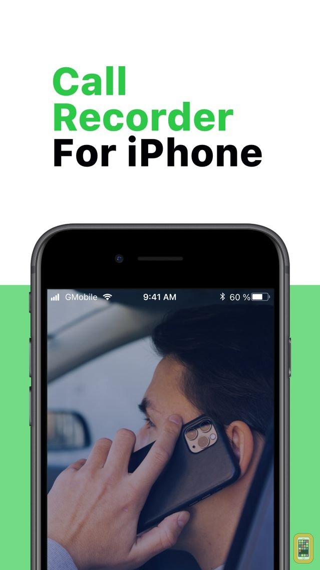 Screenshot - Call Recorder for iPhone •